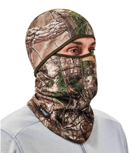 Ergodyne N-Ferno 6823 Balaclava Ski Mask, Wind-Resistant Face Mask