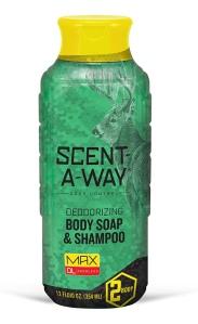 Hunters Specialties Scent-A-Way Liquid Body Soap & Shampoo